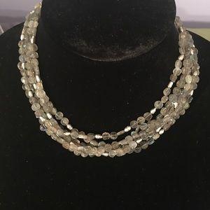Jewelry - Multi Strand gemstone Necklace